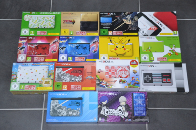 La collection de D3vILWiNNiE Ninten22
