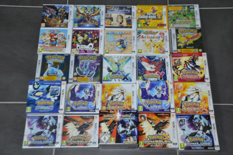 La collection de D3vILWiNNiE Ninten24