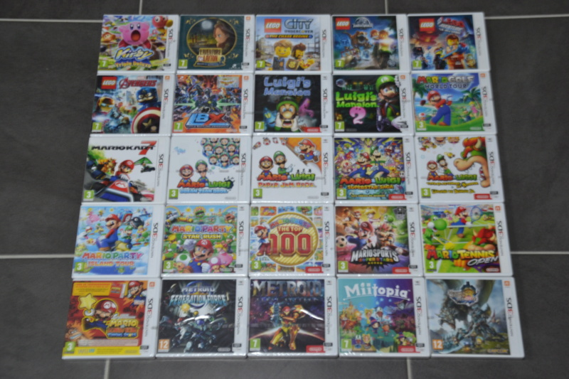 La collection de D3vILWiNNiE Ninten25