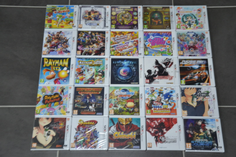 La collection de D3vILWiNNiE Ninten26
