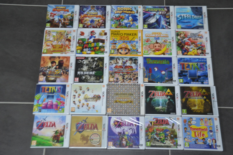 La collection de D3vILWiNNiE Ninten27