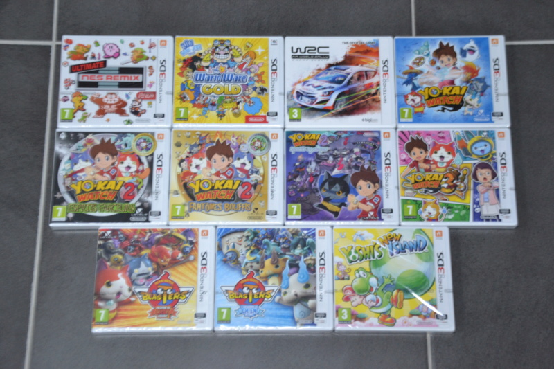 La collection de D3vILWiNNiE Ninten28