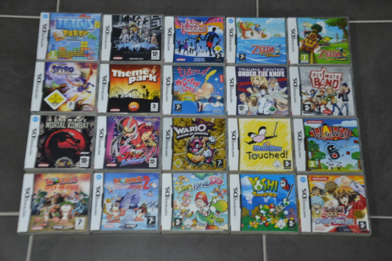 La collection de D3vILWiNNiE Ninten32