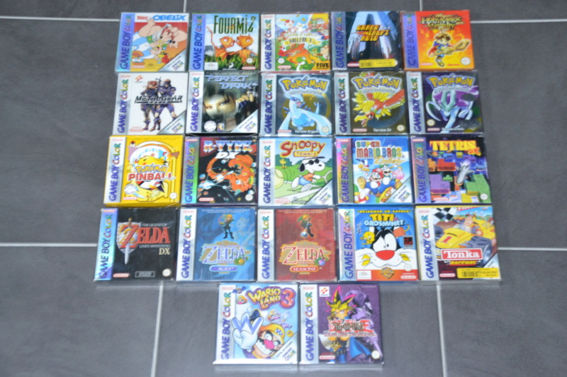 La collection de D3vILWiNNiE Ninten36