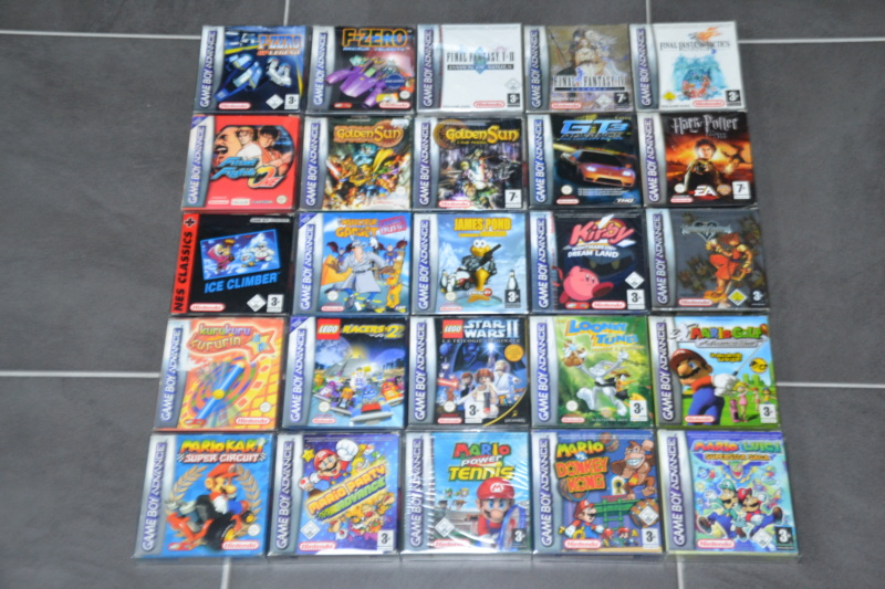 La collection de D3vILWiNNiE Ninten37