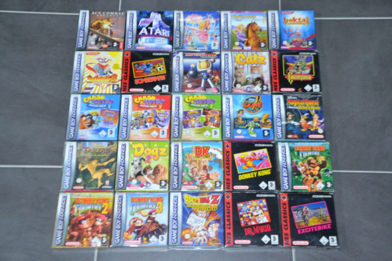 La collection de D3vILWiNNiE Ninten38