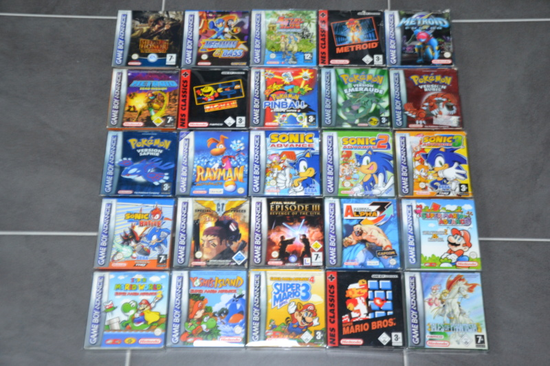 La collection de D3vILWiNNiE Ninten41