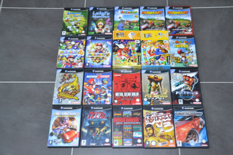 La collection de D3vILWiNNiE Ninten45