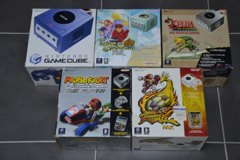 La collection de D3vILWiNNiE Ninten48