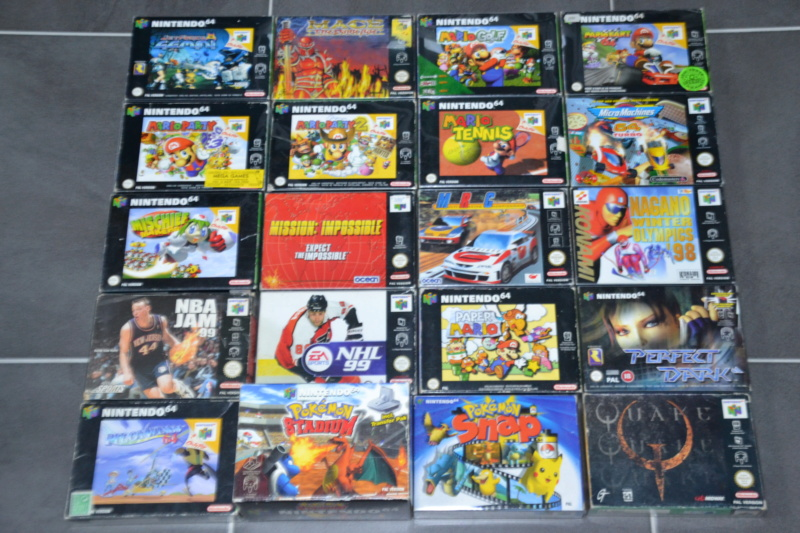 La collection de D3vILWiNNiE Ninten55