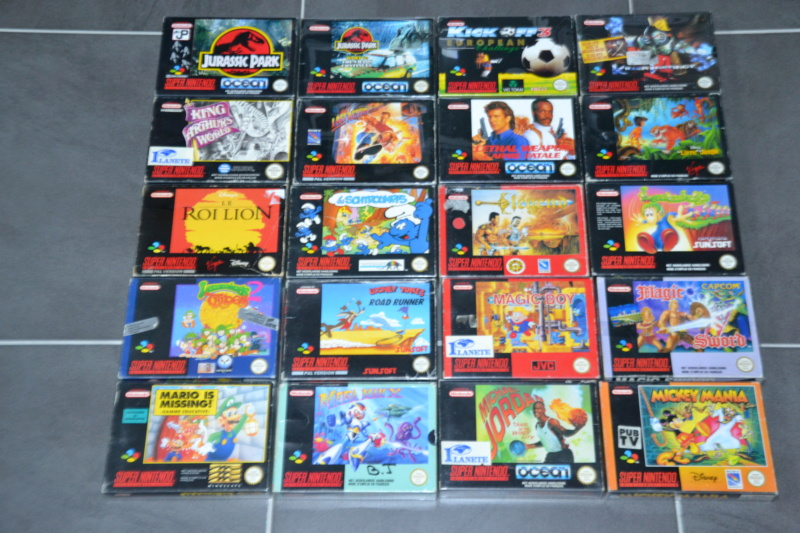 La collection de D3vILWiNNiE Ninten60