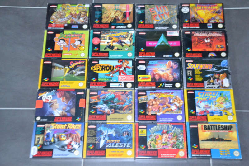 La collection de D3vILWiNNiE Ninten64
