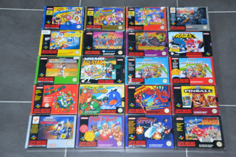 La collection de D3vILWiNNiE Ninten65
