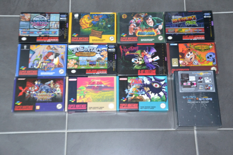 La collection de D3vILWiNNiE Ninten66