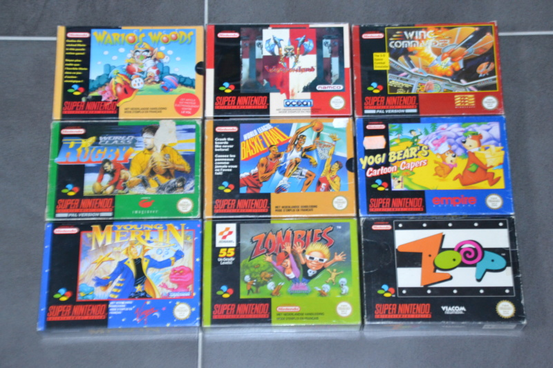 La collection de D3vILWiNNiE Ninten67