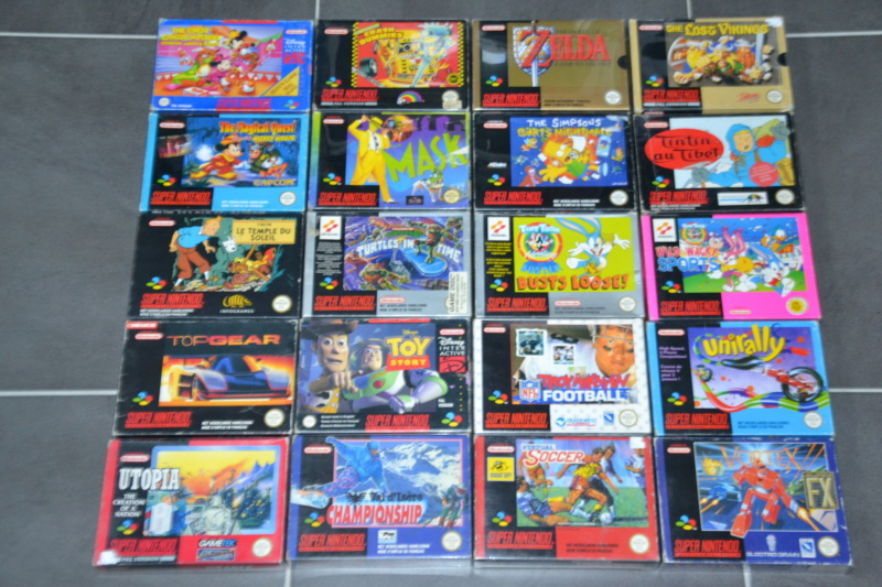 La collection de D3vILWiNNiE Ninten68