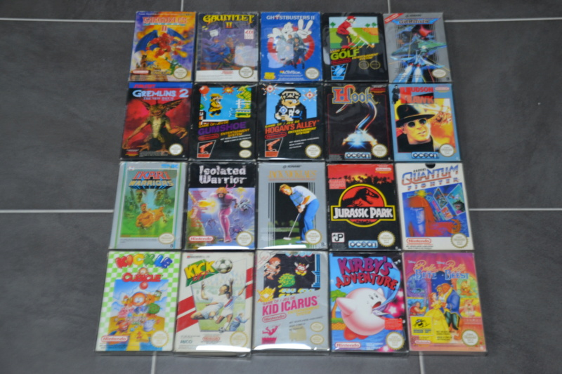 La collection de D3vILWiNNiE Ninten69
