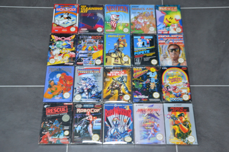 La collection de D3vILWiNNiE Ninten72