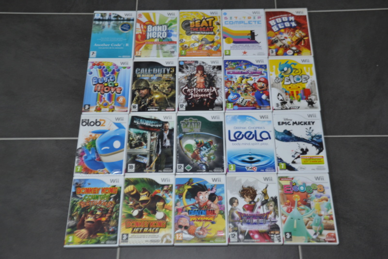 La collection de D3vILWiNNiE Ninten81