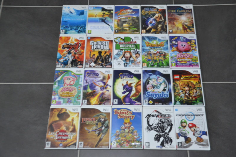 La collection de D3vILWiNNiE Ninten83