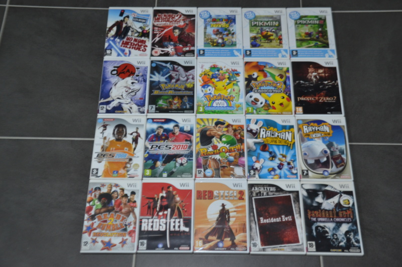 La collection de D3vILWiNNiE Ninten84