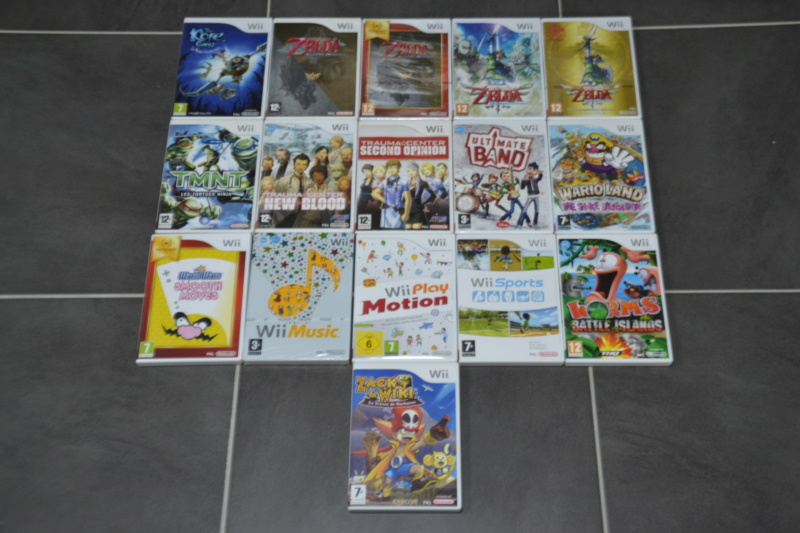 La collection de D3vILWiNNiE Ninten85
