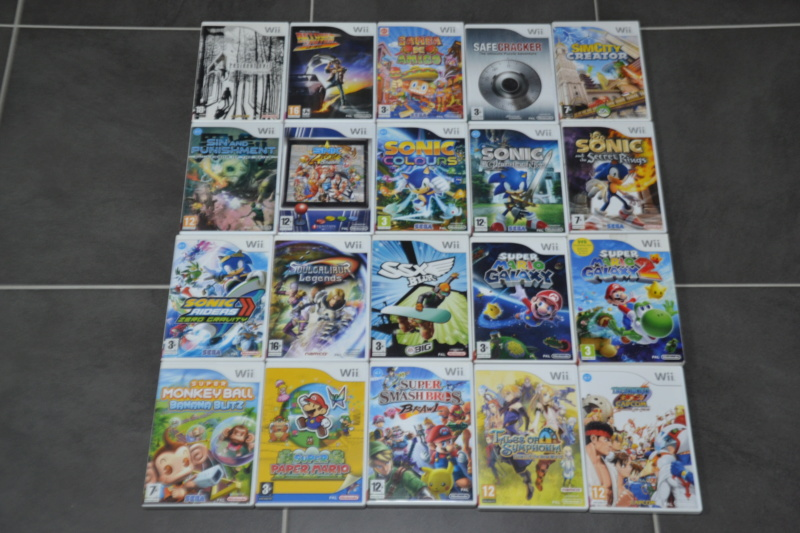 La collection de D3vILWiNNiE Ninten86