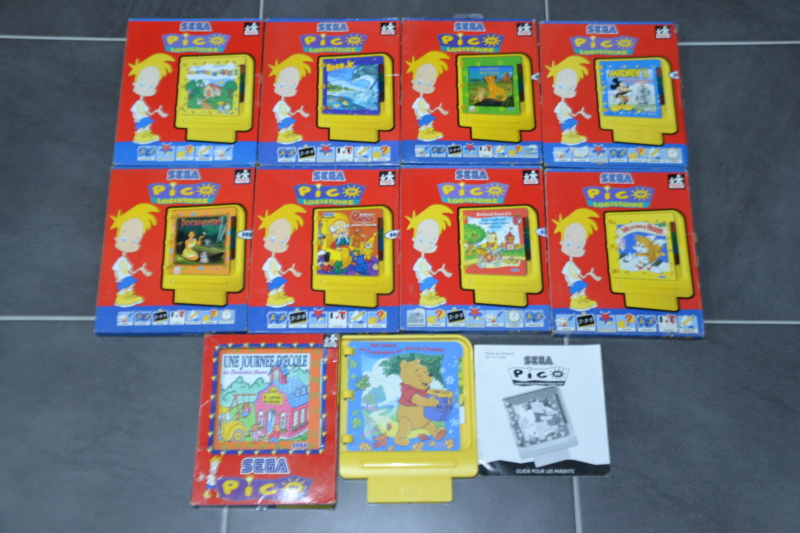 La collection de D3vILWiNNiE Sega_p11