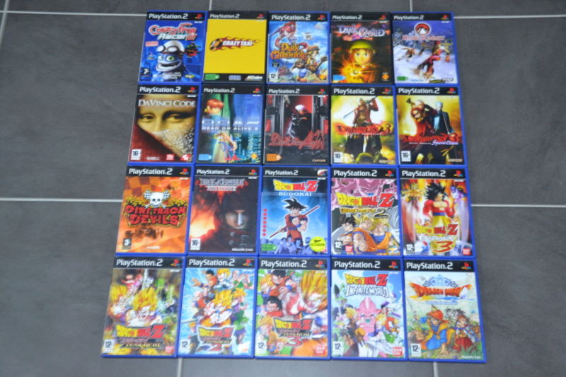 La collection de D3vILWiNNiE Sony_p25