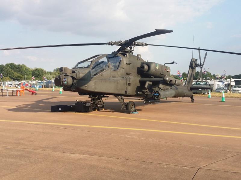 FAIRFORD 2018 Apache12