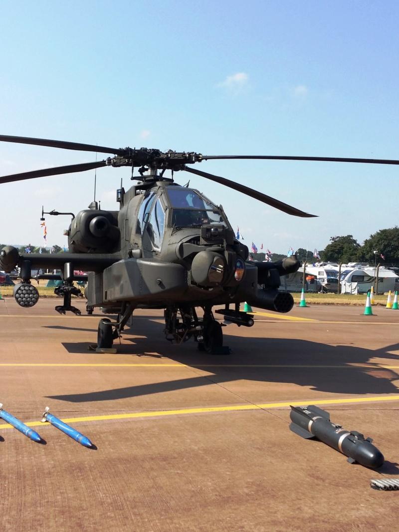 FAIRFORD 2018 Apache13