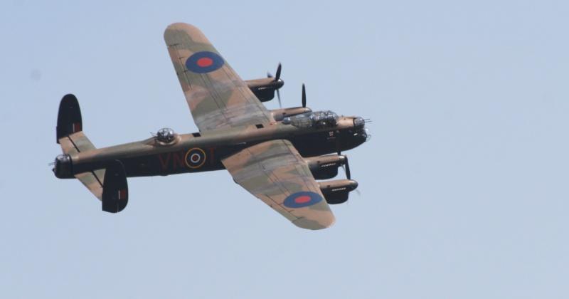 Avro Lancaster Img_6849