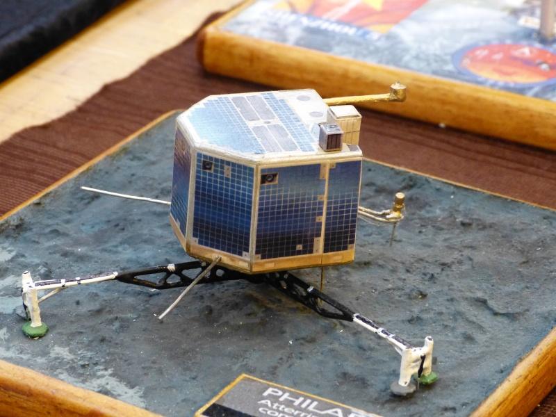 Vos collections de maquettes sur le spatial 121210