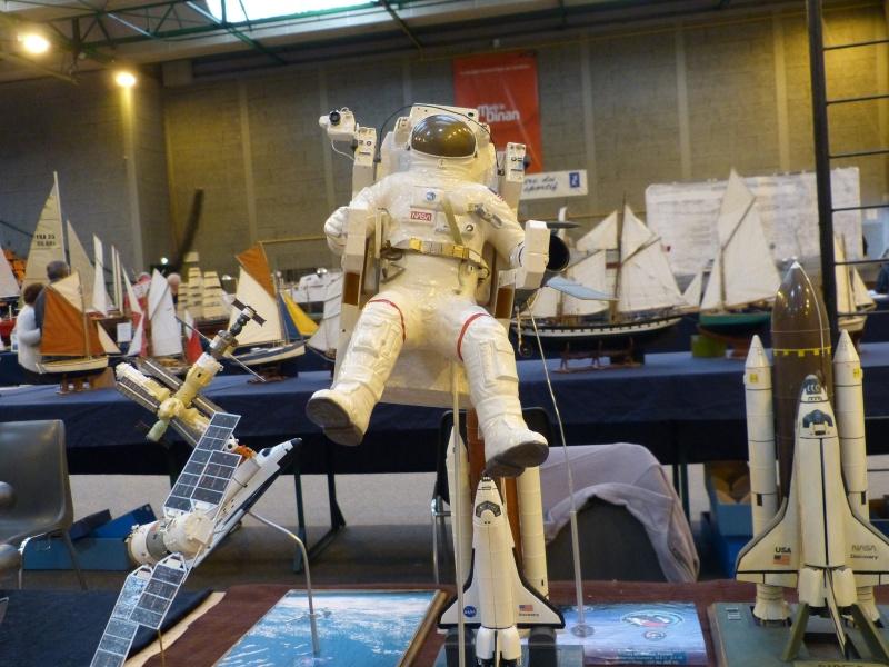Vos collections de maquettes sur le spatial 171310