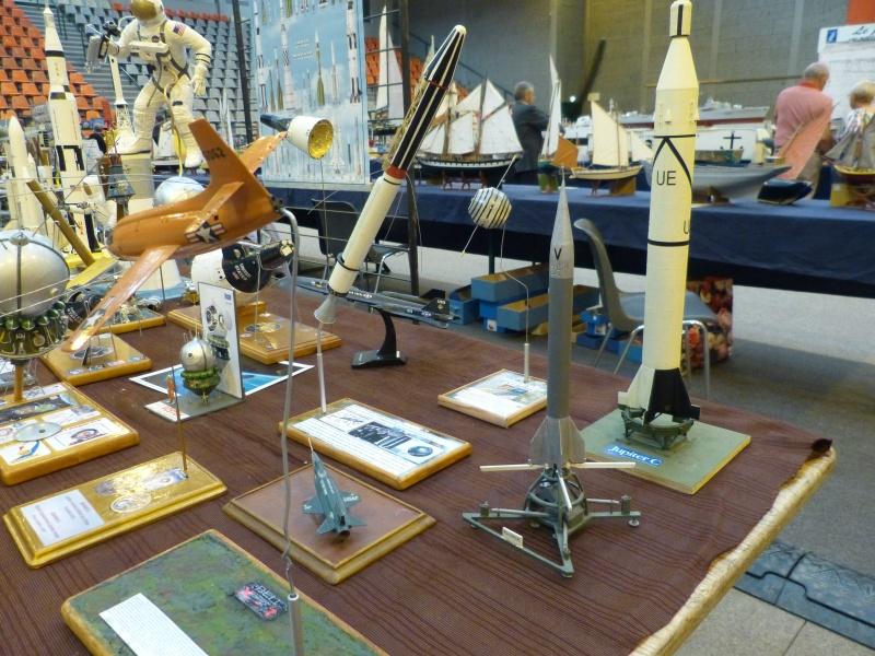 Vos collections de maquettes sur le spatial 211110