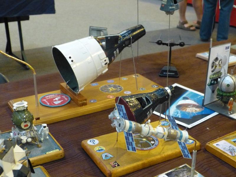 Vos collections de maquettes sur le spatial 71410