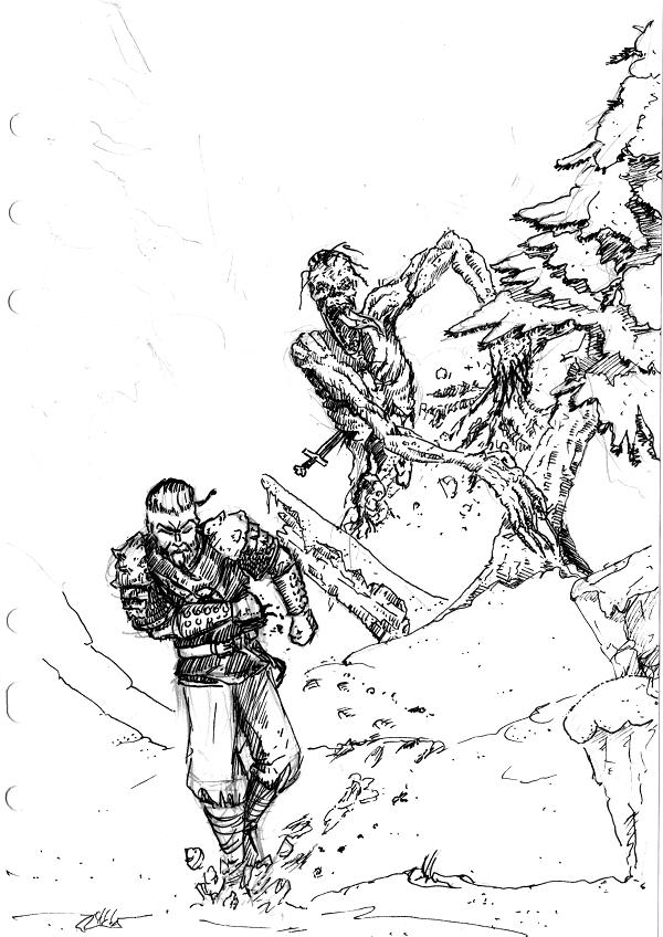 [Dessin] Les dessins de Gromdal - Page 3 11_sno10