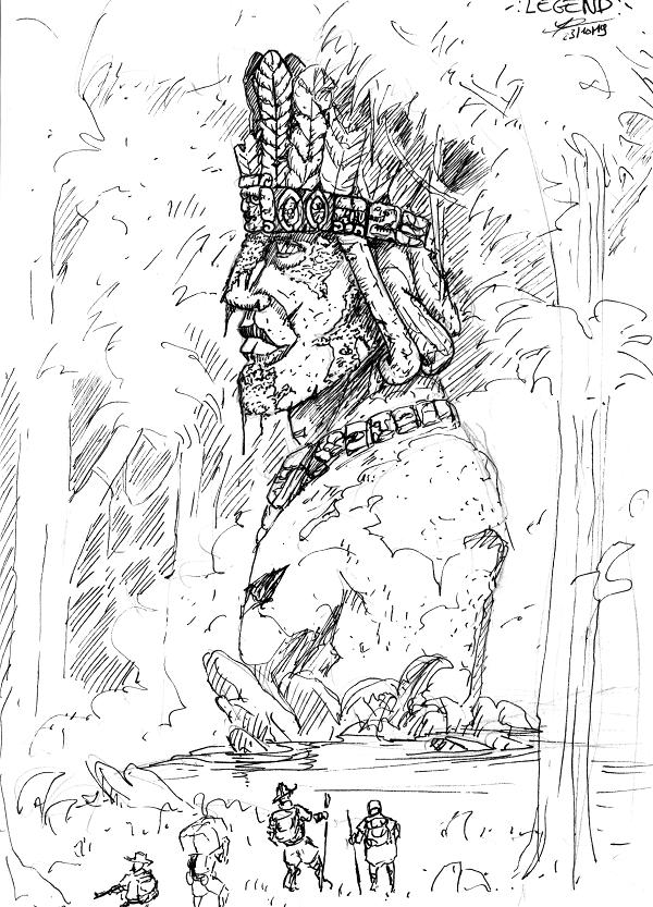 [Dessin] Les dessins de Gromdal - Page 3 15_leg10