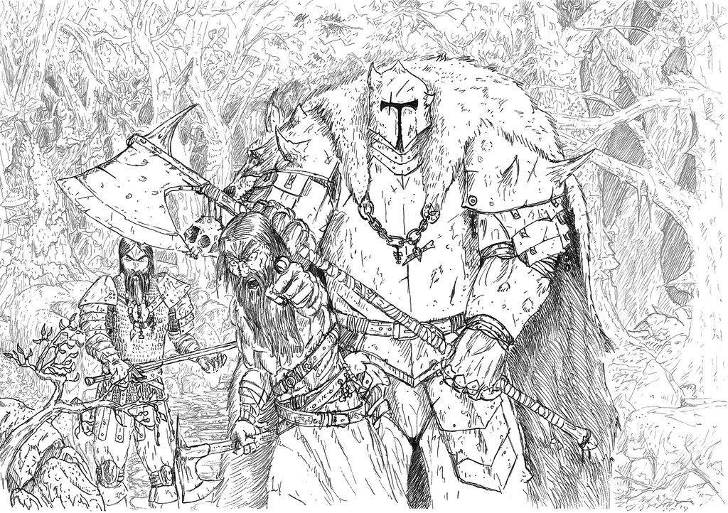 Les dessins de Gromdal - Page 11 2018_010