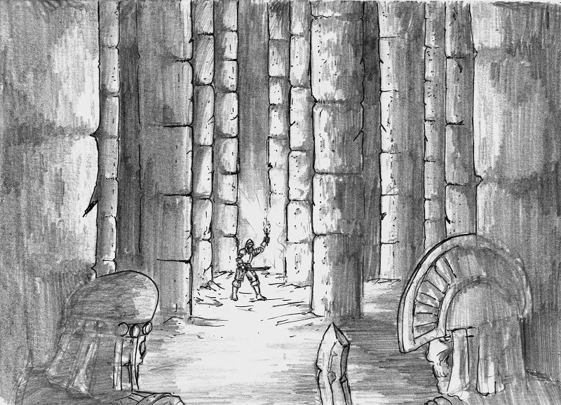 [Dessin] Les dessins de Gromdal - Page 3 20_tre10