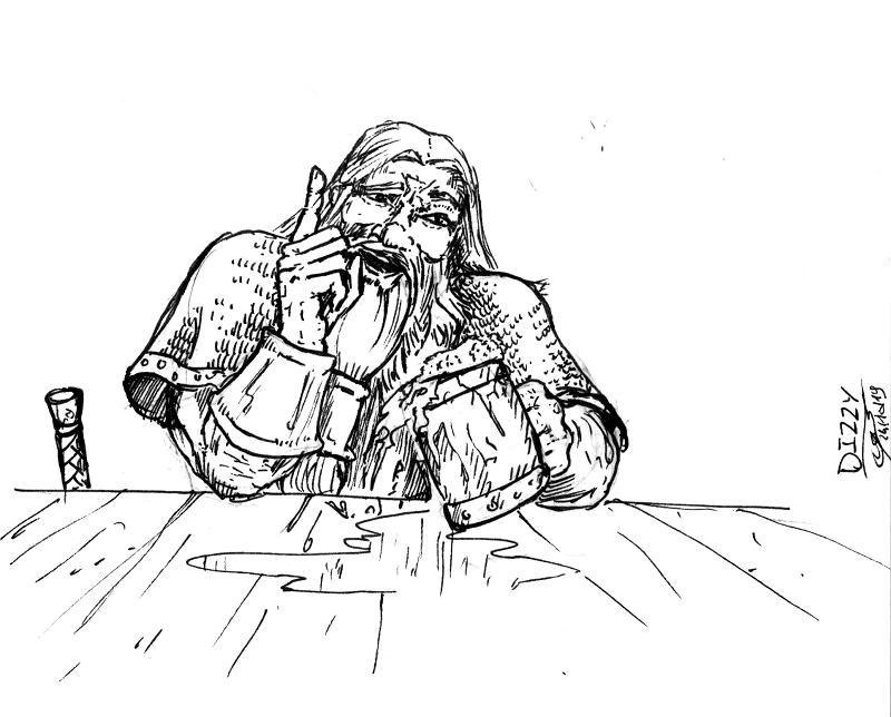[Dessin] Les dessins de Gromdal - Page 3 24_diz10