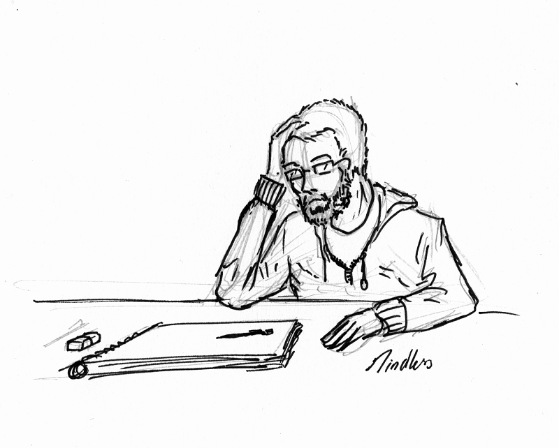 [Dessin] Les dessins de Gromdal - Page 3 2_mind11