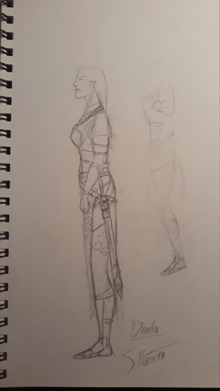 Les dessins de Gromdal - Page 11 310