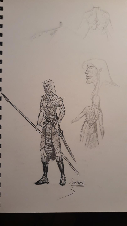 Les dessins de Gromdal - Page 11 410