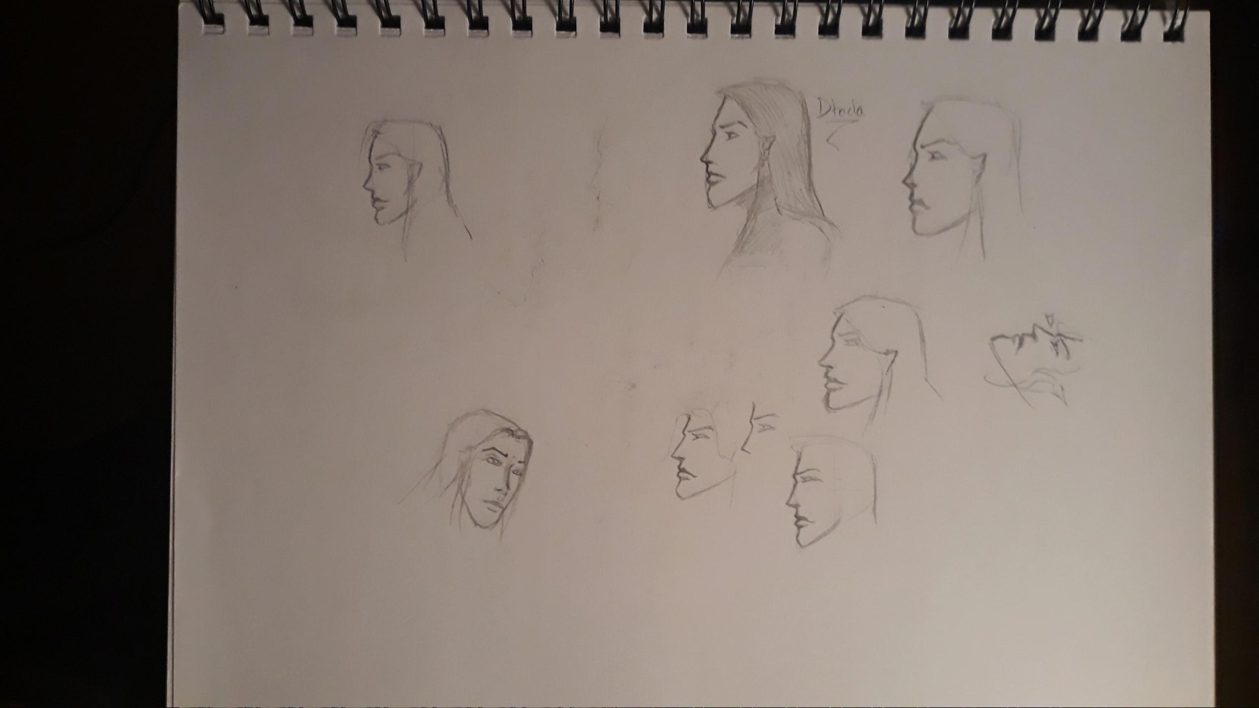 Les dessins de Gromdal - Page 11 510
