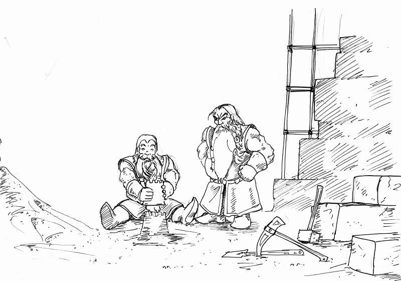 [Dessin] Les dessins de Gromdal - Page 3 5_buil10