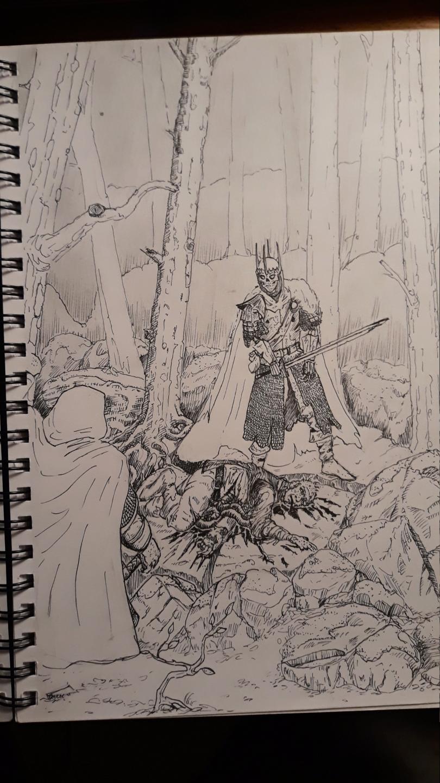 Les dessins de Gromdal - Page 11 610
