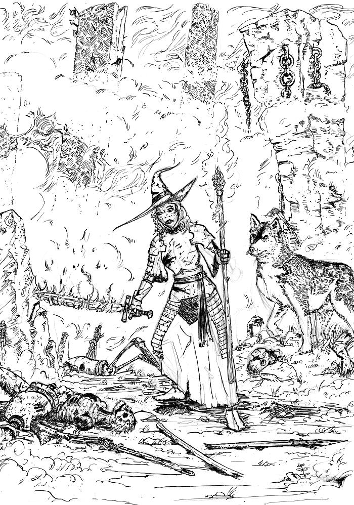 [Dessin] Les dessins de Gromdal - Page 3 6_husk10