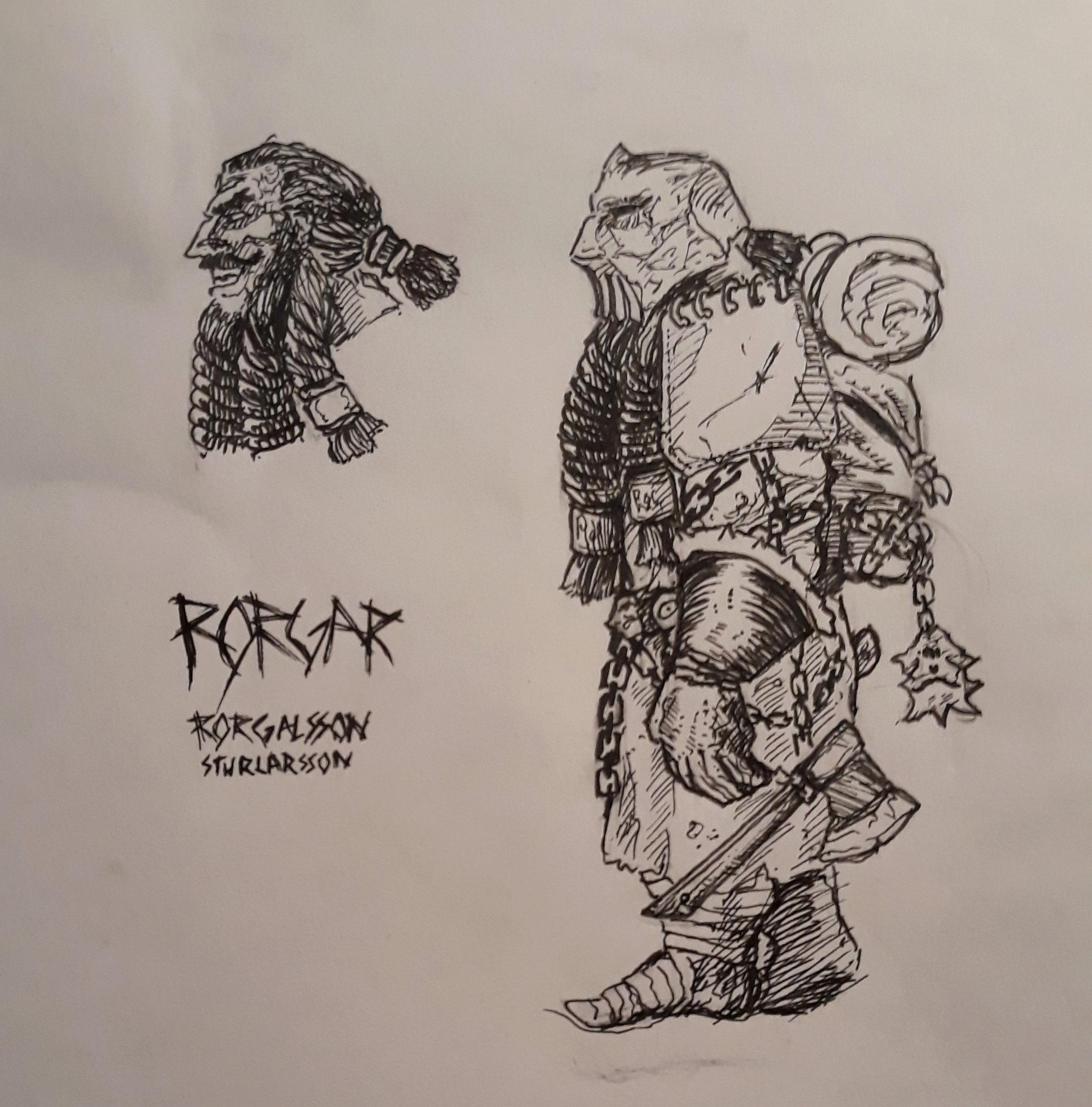 Les dessins de Gromdal - Page 11 810