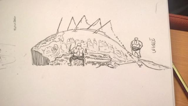 Les dessins de Gromdal - Page 11 Wp_20126